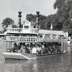 Boat Ride at Lake Winnie