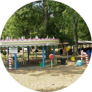Kid Friendly Attractions at Lake Winnie