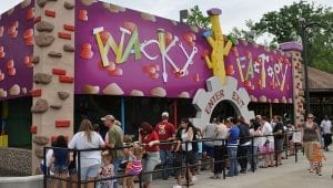 Wacky Factory Family Friendly Attraction in Chattanooga