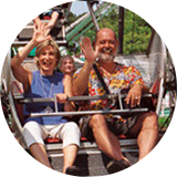 Lake Winnie Ferris Wheel