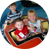 Fun for Kids in Chattanooga, Tennessee at Lake Winnie