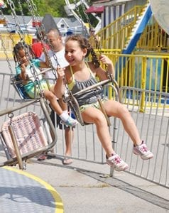 Kids Activities in Chattanooga, TN at Lake Winnie