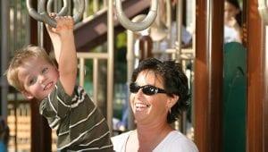 Kid Friendly Fun at Lake Winnie in Chattanooga