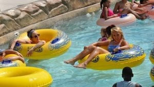 Lazy River Water Park Attraction in Chattanooga