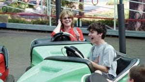 Bumper Cars in Chattanooga Tennessee
