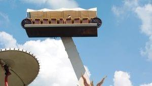 Conestoga Thrill Ride at Lake Winnie