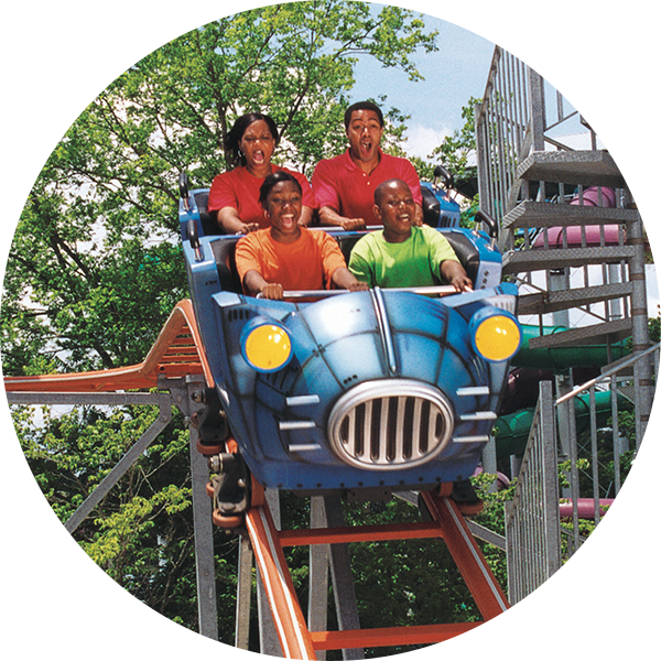 Thrill Rides at our Chattanooga Attraction