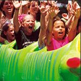 Wacky Work Kids Amusement Park Ride