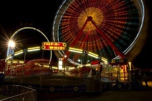 Lake Winnie Ferris Wheel Time Lapse