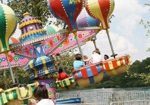 Ballon Ride Family Friendly Attraction in Chattanooga