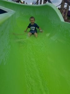 Kid Friendly Water Park in Chattanooga