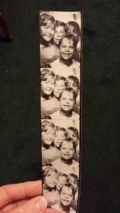 Photo Booth Pictures at Lake Winnie