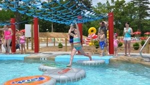 Children's Water Park in Chattanooga