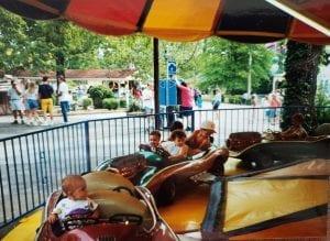 Kid Friendly Ride at Lake Winnie