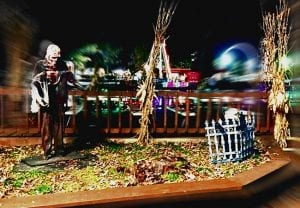 Haunted Amusement Park Attractions in Chattanooga