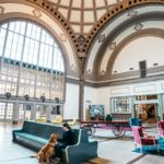 Chattanooga Choo Choo Hotel - a great thing to do in Chattanooga with kids