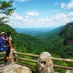 cloudland canyon family getaway in Georgia