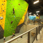 High Point Rock Climbing - a great thing to do in Chattanooga with kids